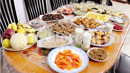 How to be Healthy in Ramadan