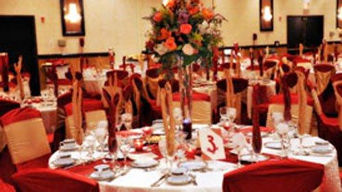 Chart of Banquet Staffs