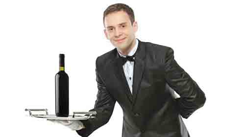 How to be Good Waiter and Waitress