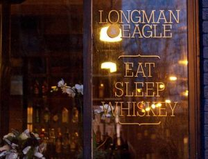 Longman and eagle restaurant