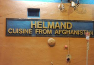 The Helmand Restaurant in Boston, MA